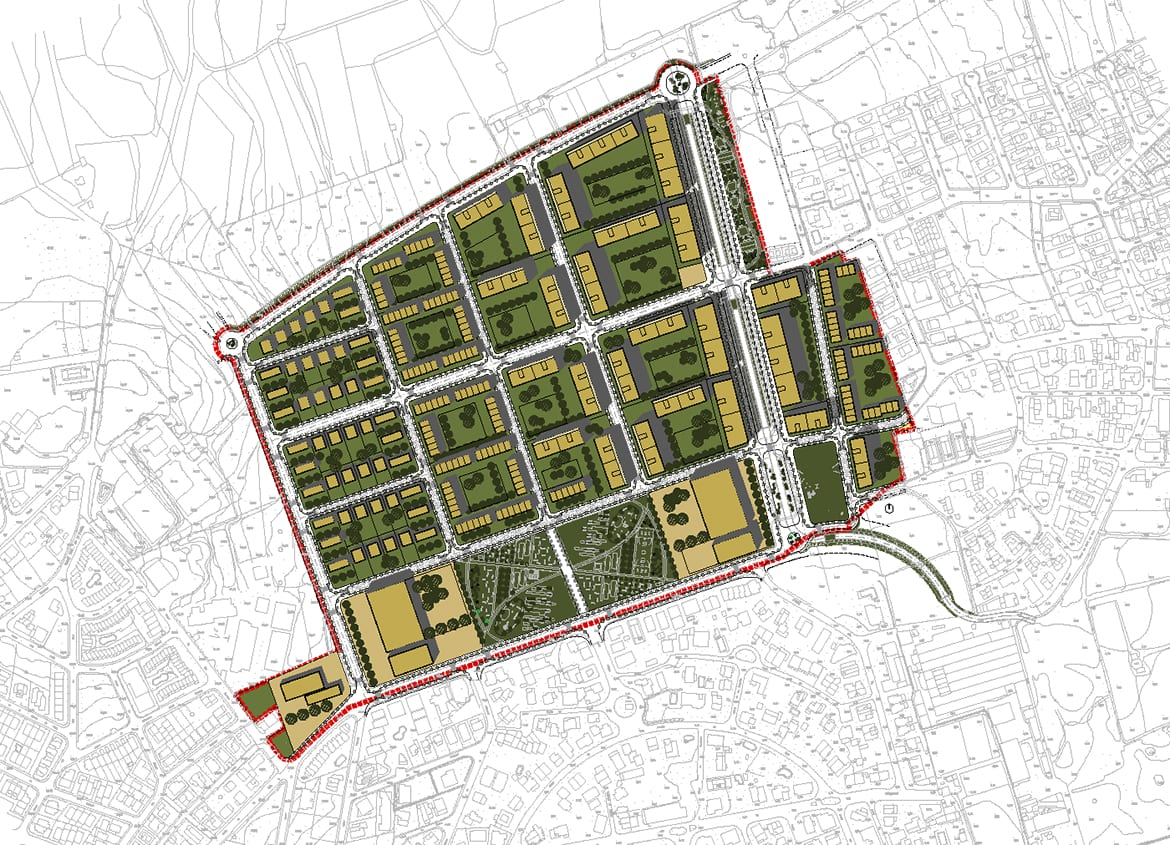 Urban planning proposal. Urban Plan 'Sector PP-4d - Sínia de Cabeces' (Torredembarra)